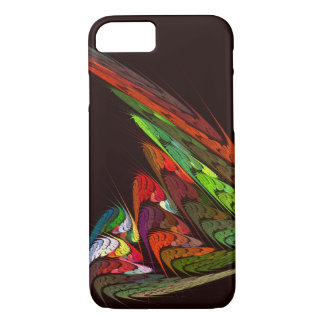 Chameleon Abstract Art iPhone 8/7 Case