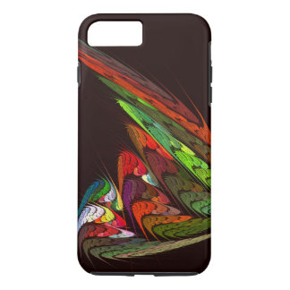Chameleon Abstract Art Tough iPhone 8 Plus/7 Plus Case