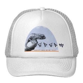 Chameleon adapt hat