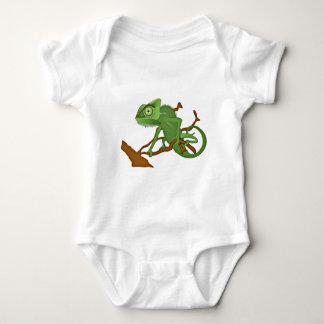 Chameleon Baby Bodysuit