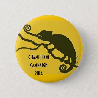 Chameleon Campain 2014 6 Cm Round Badge