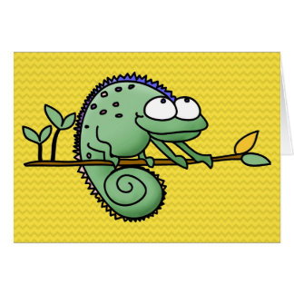 Chameleon Card