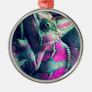 chameleon #chameleon christmas ornament