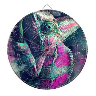 chameleon #chameleon dartboard