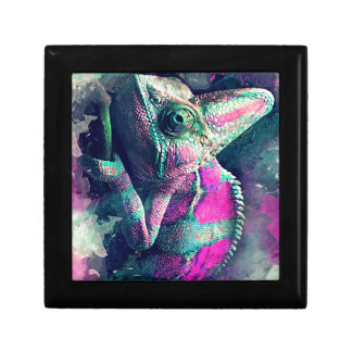 chameleon #chameleon gift box