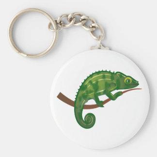 Chameleon chameleon key ring