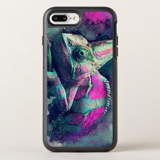 chameleon #chameleon OtterBox symmetry iPhone 8 plus/7 plus case