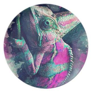 chameleon #chameleon plate