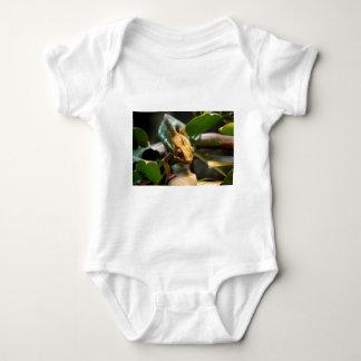 Chameleon coming forward baby bodysuit