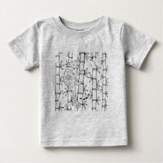 Chameleon Doodle Baby T-Shirt