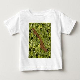 Chameleon Forest Baby T-Shirt