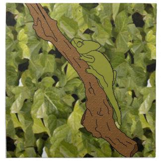 Chameleon Forest Napkin