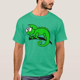 Chameleon hipster cool animal designs. T-Shirt