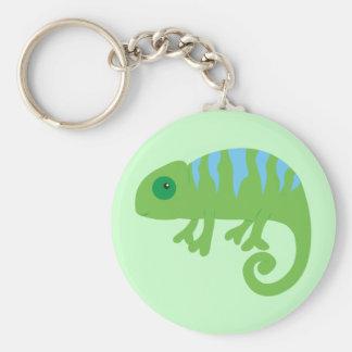 Chameleon Key Ring