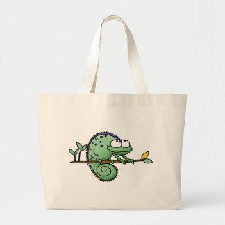 Chameleon Large Tote Bag