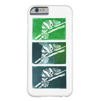 Chameleon on a branch barely there iPhone 6 case