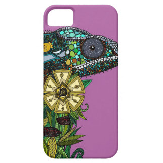 chameleon orchid iPhone 5 cover