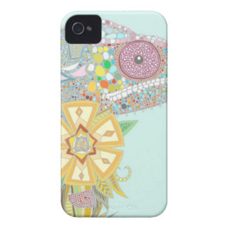 chameleon pastel iPhone 4 cover