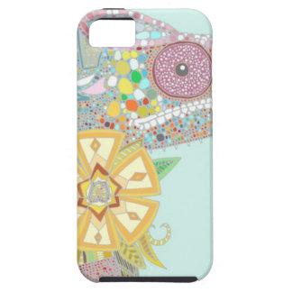 chameleon pastel iPhone 5 cover