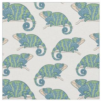 Chameleon Pattern Fabric