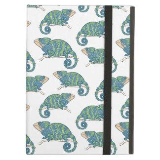 Chameleon Pattern iPad Air Case