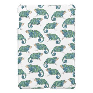Chameleon Pattern iPad Mini Cases