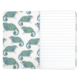 Chameleon Pattern Journal