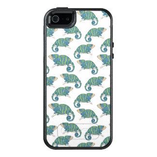 Chameleon Pattern OtterBox iPhone 5/5s/SE Case