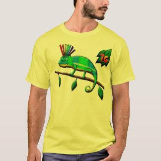 Chameleon Punk - Mens (Yellow) T-Shirt