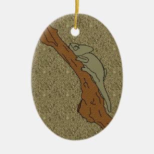 Chameleon Sands Christmas Ornament