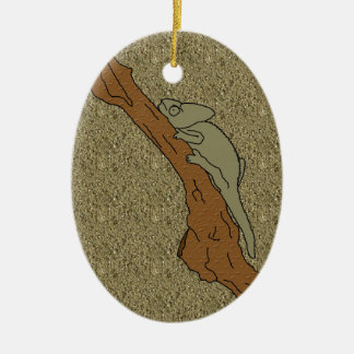Chameleon Sands Christmas Ornament