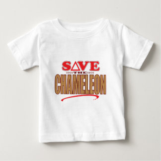 Chameleon Save Baby T-Shirt