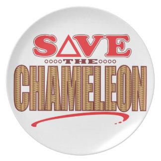 Chameleon Save Plate