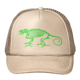 Chameleon Skeleton Cap