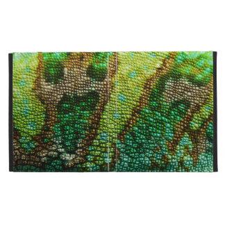 Chameleon Skin iPad Folio Case