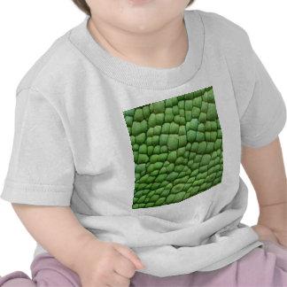Chameleon skin design shirt