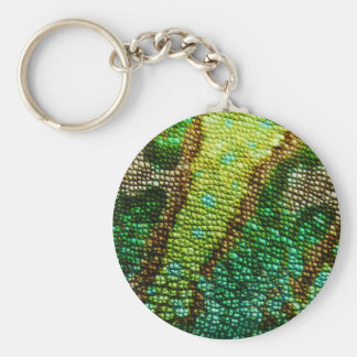 Chameleon Skin Keychains