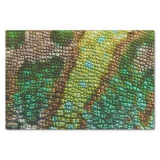 Chameleon Skin Texture Template Tissue Paper