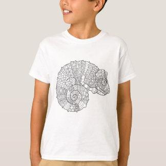 Chameleon Zendoodle T-Shirt