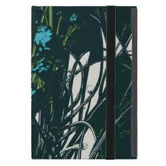 chamomile blue mood iPad mini case