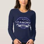 Chamonix Logo Midnight Tee Shirt