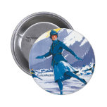 Chamonix-Mont Blanc Buttons