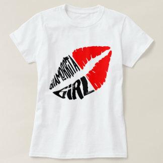 Chamorrita Girl (Hot Lips) T-Shirt