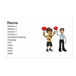 Champ 3 pack of standard business cards