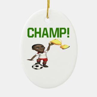 Champ Ornaments