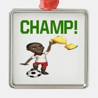 Champ Christmas Ornament