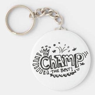 Champ Key Chains