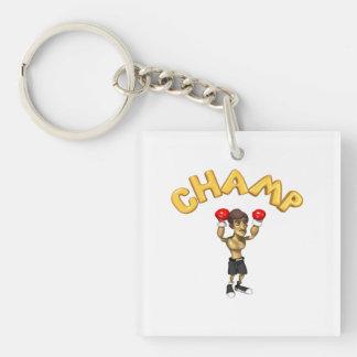 Champ Key Chain