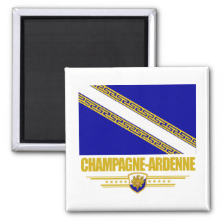 Champagne-Ardenne Magnet