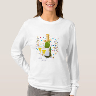 Champagne Celebration T-Shirt